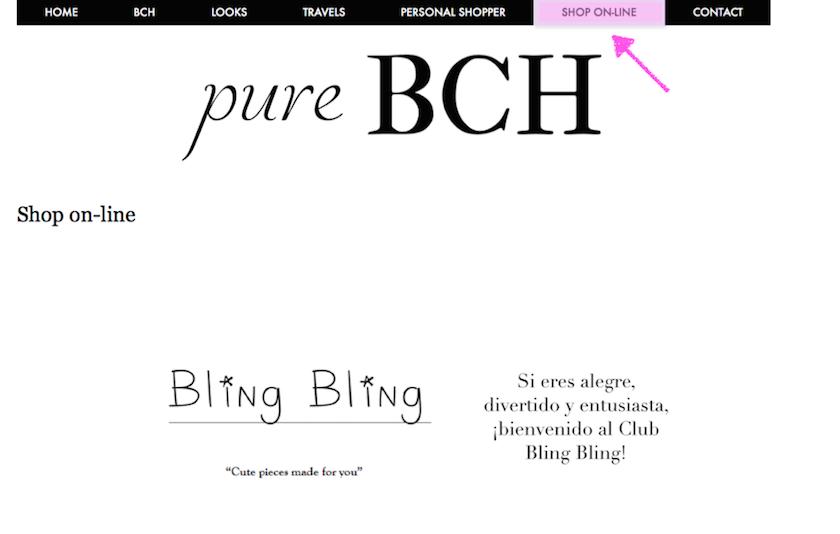 Bling Bling presentacion
